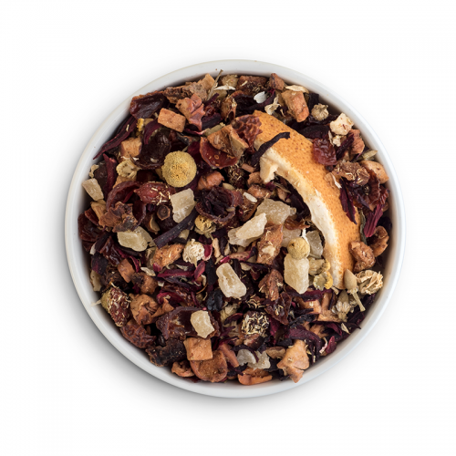 PRESTO чай ФРУКТОВО-РОМАШКОВЫЙ CHAMOMILE-FRUIT-TEA