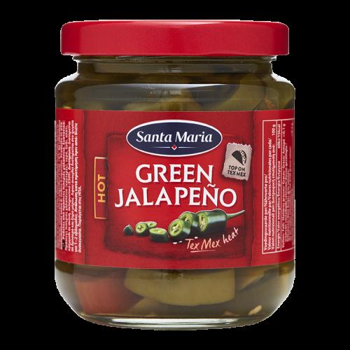 Santa maria зеленый перец халапеньо