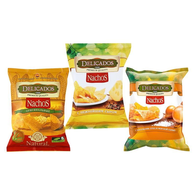 Кукурузные чипсы и начос Mission