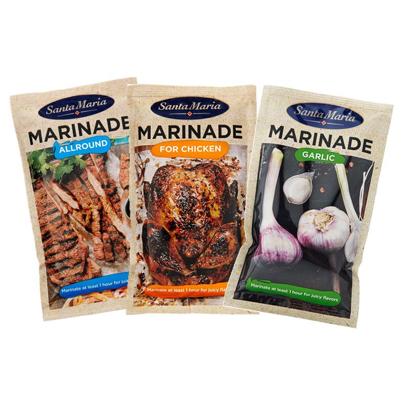 Маринады барбекю Santa Maria