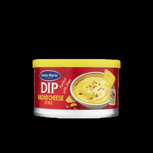 Дип-соус на основе сыра Чеддер Santa Maria